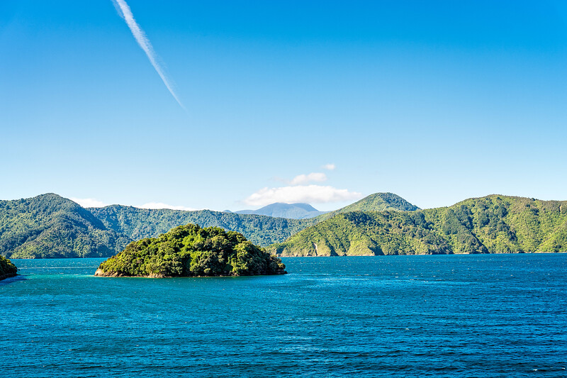 Queen Charlotte Sound, NZ
