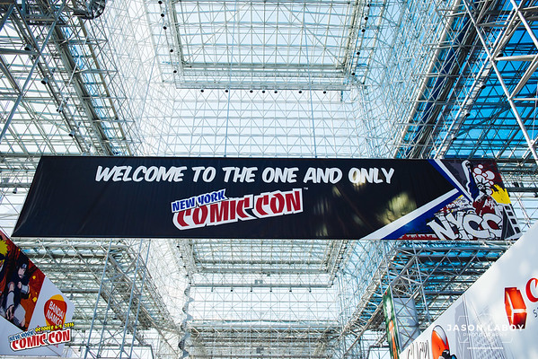 NYCC 2016 Day 1
