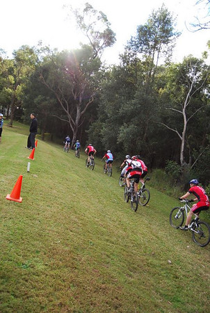 NSW State XC 2008 Round 3 Blue Gum Lodge