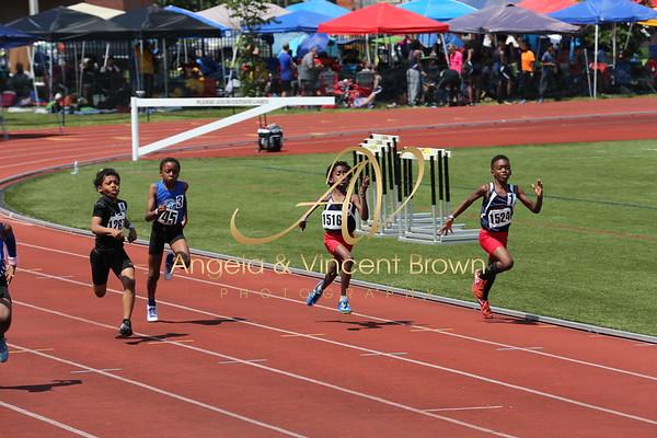 2017 AAU DistQual: 9 Boys 100m