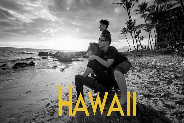 Hawaii April 2019