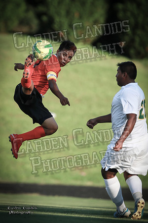 DHS Mens Varsity Soccer 2013