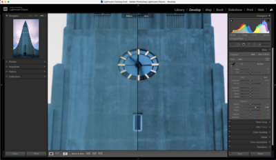 Lightroom - How To Add Texture To Architecture