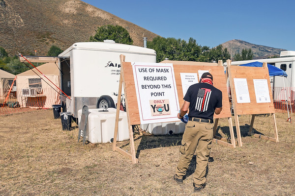 Camp COVID-19 Precautions
