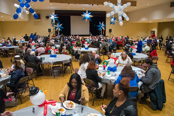 STEP Holiday Party 2016
