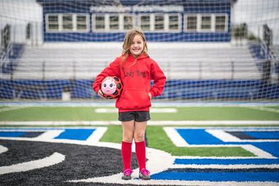 Alex Evans Spring Soccer