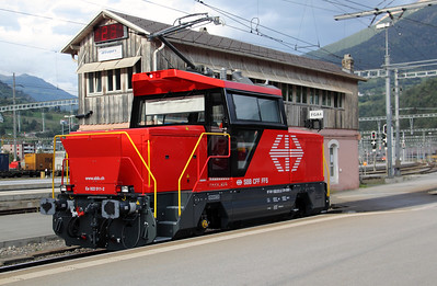 SBB Class 922