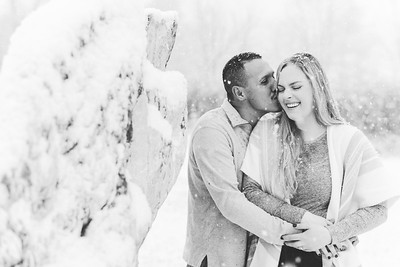 Lindsay and Miguel's Engagement at Hershey Founders Hall