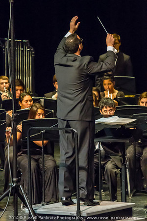 4/10/2014 James Bowie High School Wind Ensemble II - UIL Concert & Site-Reading