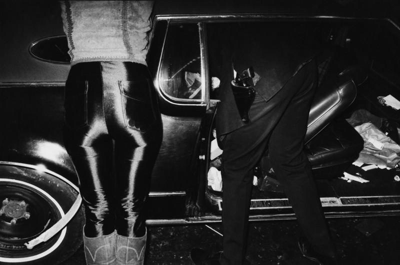 Famous Street Photographers - Jill Freedman