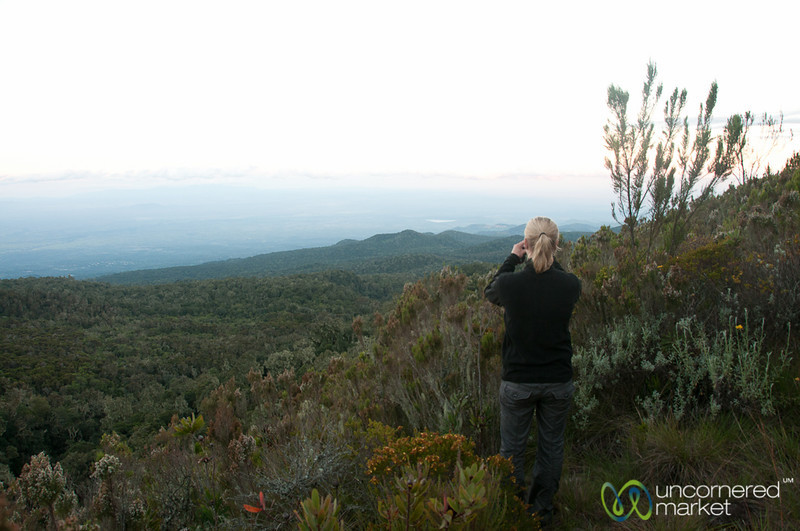 Photographing the Landscape - Mt. Kilimanjaro
