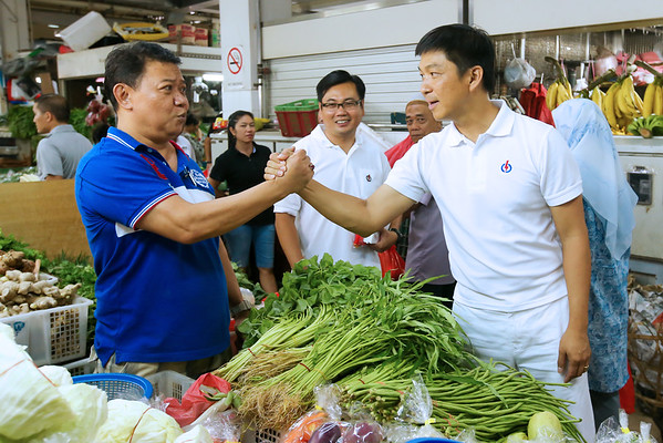 090815  Day 8 Geyland Serai Market  Telok Kurau North