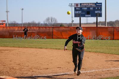 Varsity Softball vs Mount Vernon 3/22/16