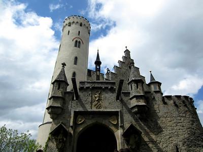 Schloss Lichtenstein - Nebelhöhle (24.05.2014)