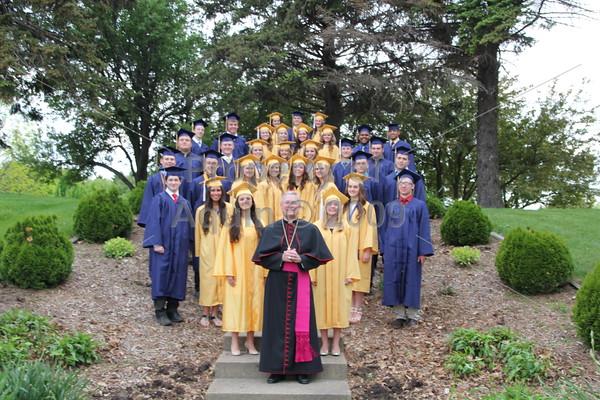 aquin class of 2015 graduation . 5.22.15