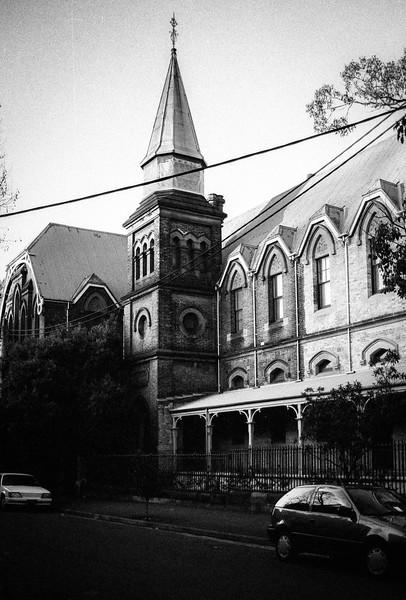 Chippendale : Blackfriars School