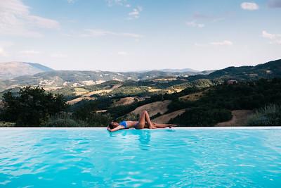 Perugia Pool Party