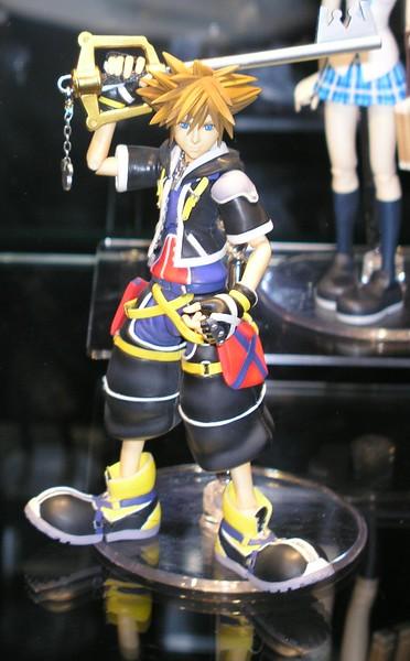 Kingdom Hearts figurine