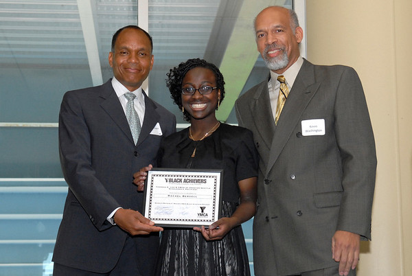 YMCA Black Achiever's Program Scholarship Awards and Recognition Banquet, 2009