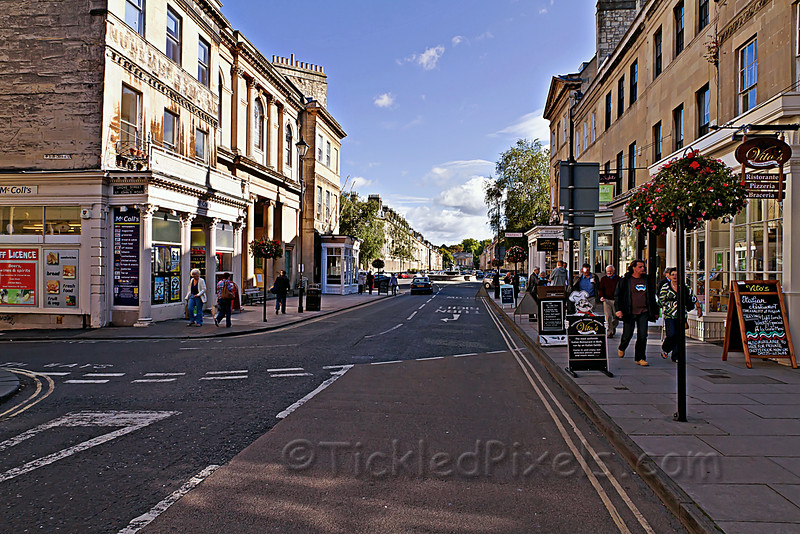 Bridge Street, Bath