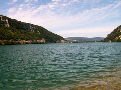 Lake Nantua 29.6.08