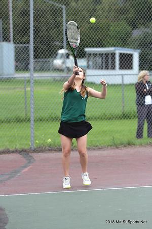 Region III Valley Tennis Jamboree 8-18-2018