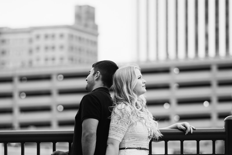 Urban Downtown Rochester New York Engagement Session Shoot Photos Pictures 003.jpg