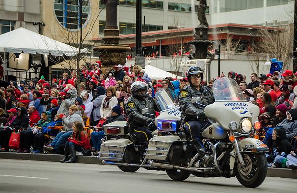 Cincinnati Reds Opening Day - 2013