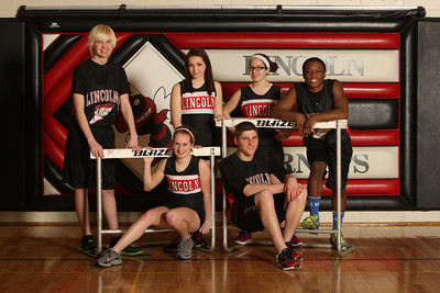 Lincoln track and field TF13