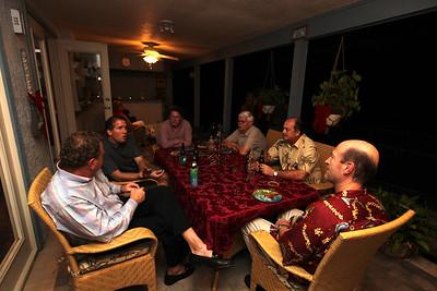 Landmark Estates Progressive Dinner