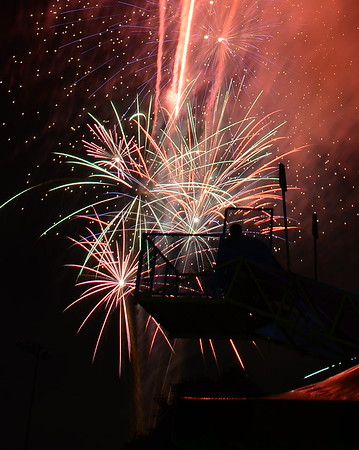 RF2016 Fireworks