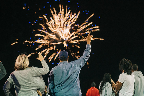 M22022- Homecoming Bonfire/Fireworks