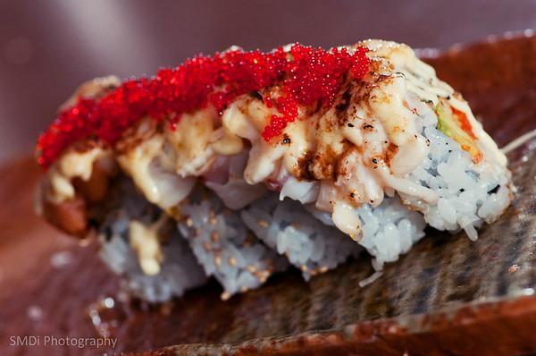 Sushi De Kanpai Up Close