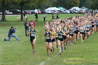 Featured Landscape - 2019 Oakland County H.S. XC Championships