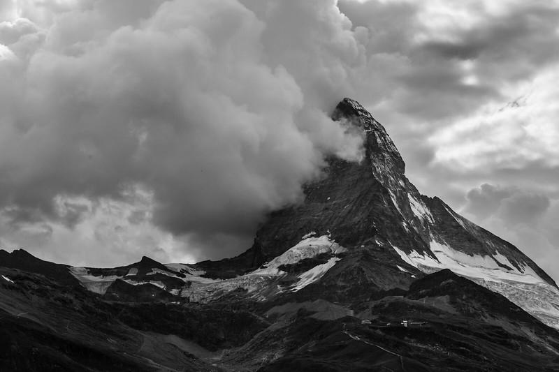 The ominous Matterhorn