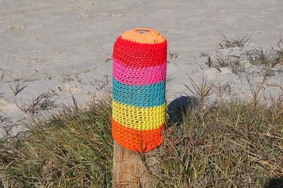 Beach Post Warmers