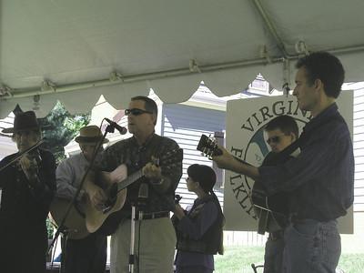 2004 09-19- Virginia Folklife Apprenticeship Showcase