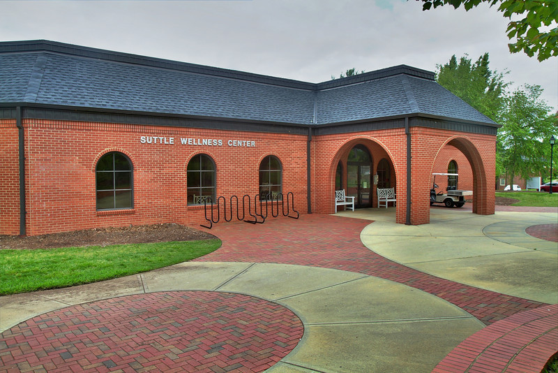 Suttle Wellness Center HDR; Spring 2011.