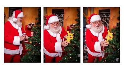 An Evening with Santa promo