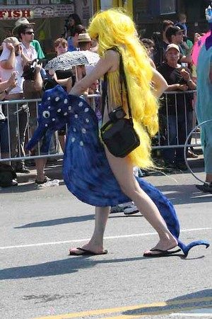 2008.06.21 Coney Island Mermaid Parade