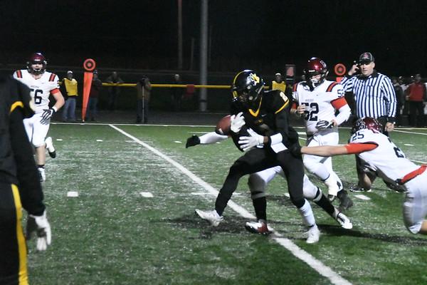 Vinton-Shellsburg Fall Sports Senior Nigh