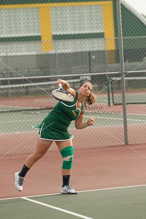 Women's Tennis vs Wells
