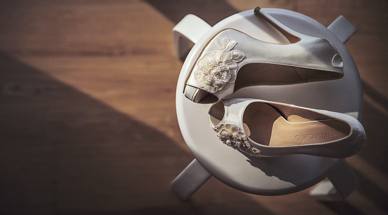 Wedding Shoe | Christy Ng