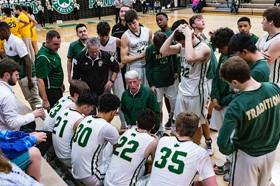 2019-12-13 Basketball Varsity - Pats VS Carmel