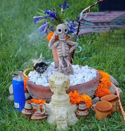 Dia de los Muertos (Aztec Day of the Dead)