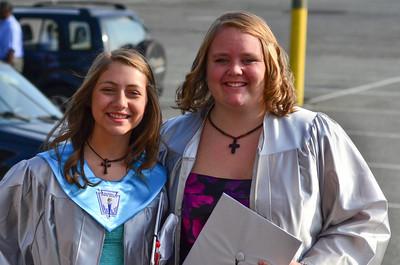 2012-06-09 Butler High School Graduation