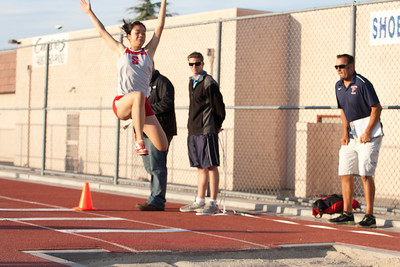 SCVAL Qualifiers Track and Field, Santa Clara HS, May 13, 2011