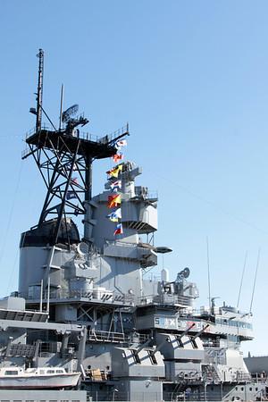 USS Battle Ship Iowa