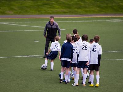 Dex Soccer - March 2010
