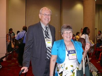 Dr. Larry Evans- General Conference of SDA